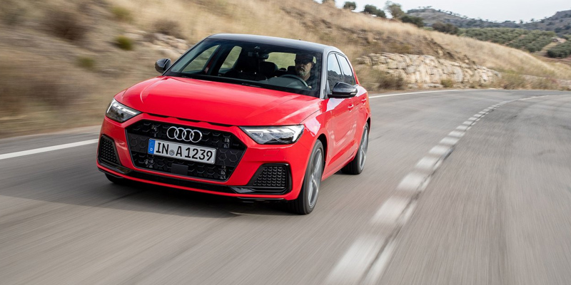 New Audi A1 40 TFSi Review